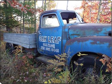 Car Part Com Used Auto Parts >> About Us : Oak Leaf Salvage