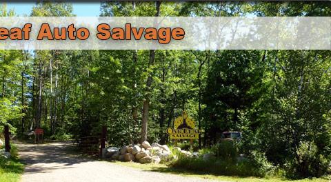 Oak Leaf Auto Salvage Oak Leaf Auto Salvage